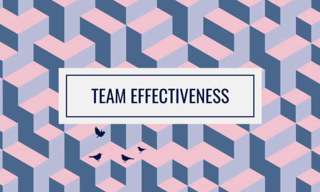 A guide to team effectiveness